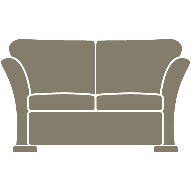 Lincoln 2 Seater Sofa-0