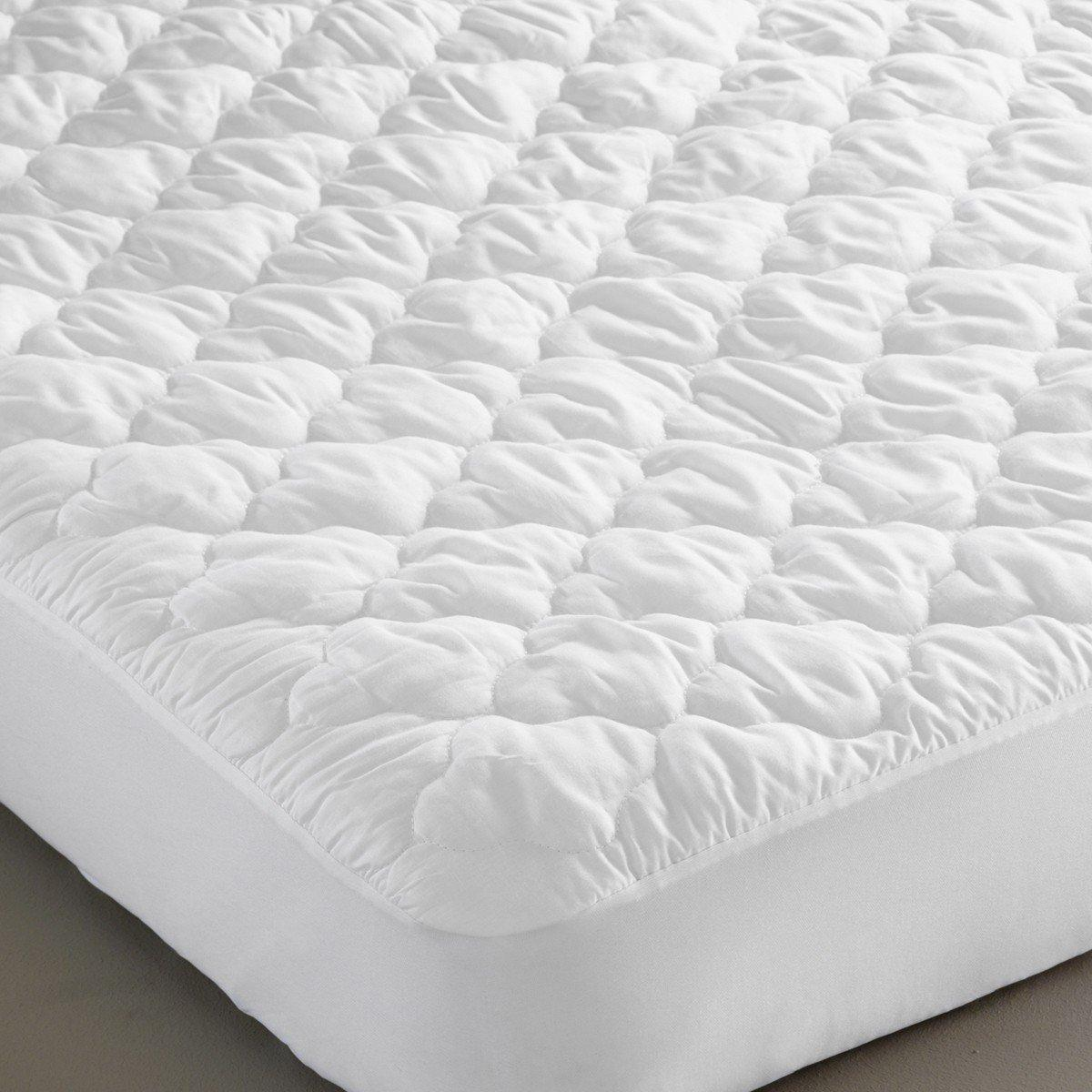 Waterproof Mattress Protector - Quilted Polycotton Single-0