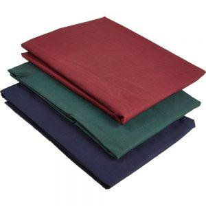 Flat Sheet - Deep Colours