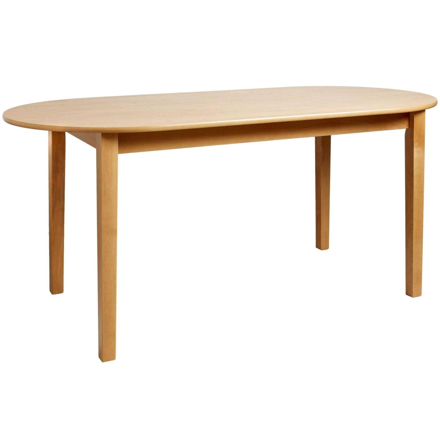Earlwood D End Dining Table (Seats 6)-0