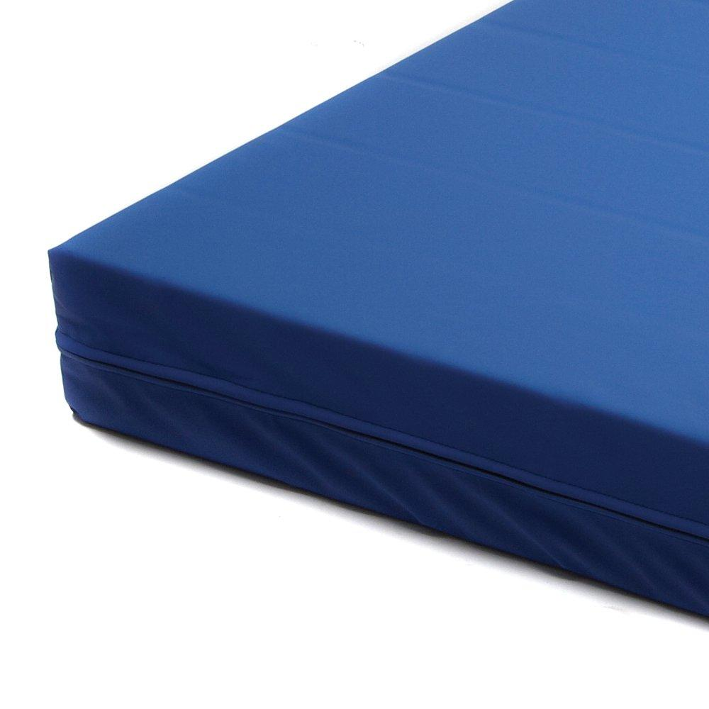 Water Resistant All Foam Mattress With Polytran Cover Furncare