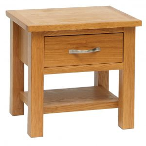 Parkhouse Lamp Table with 1 Drawer