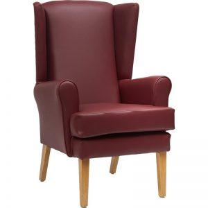 Ravenna Chair In Rochdale Wine