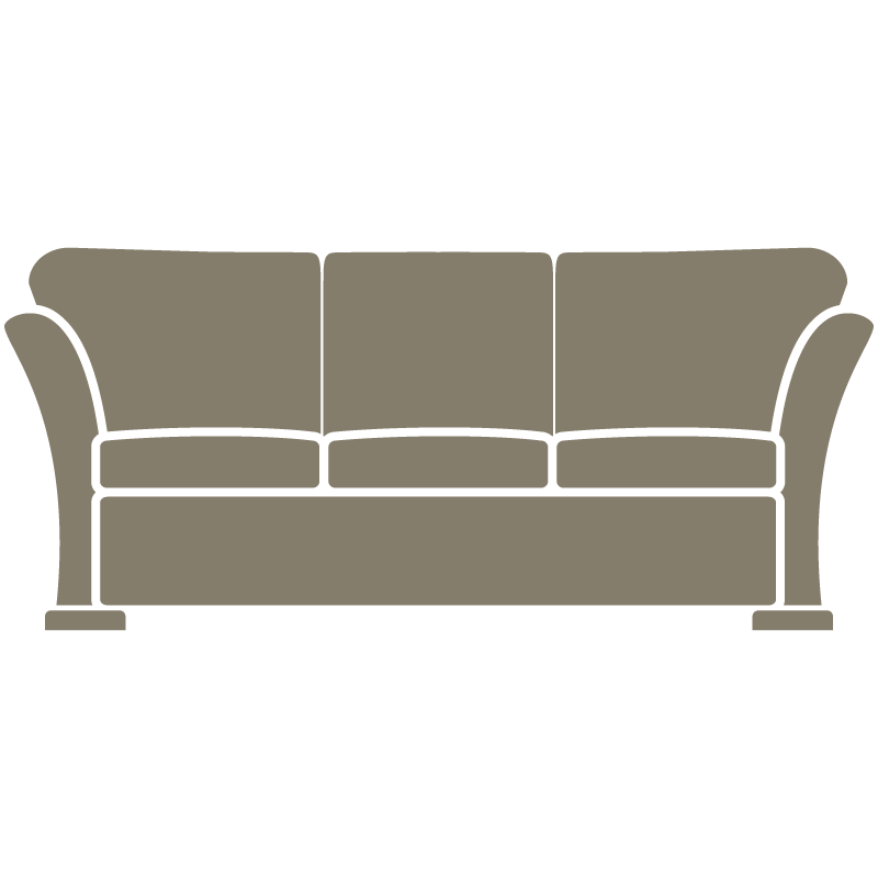 Aralto 3 Seater Sofa