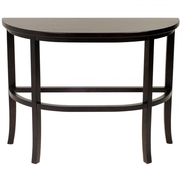 Livonia Curved Hall Table