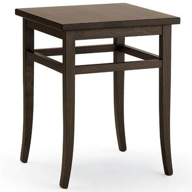 Livonia High Square Side Table