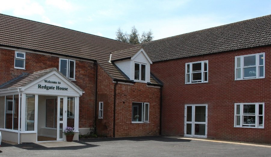 Redgate House Care Home Refurbishment
