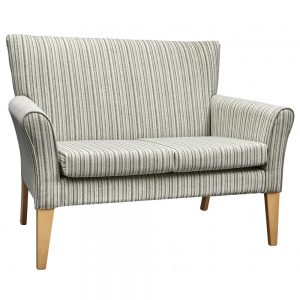 Cambourne Medium Back 2 Seater Care Home Chair