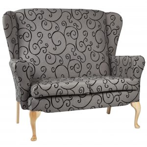 Bentley 2 Seater Care Home Chair
