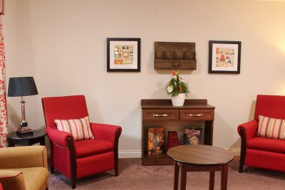 The Grove Care Home Communal Area Makeover