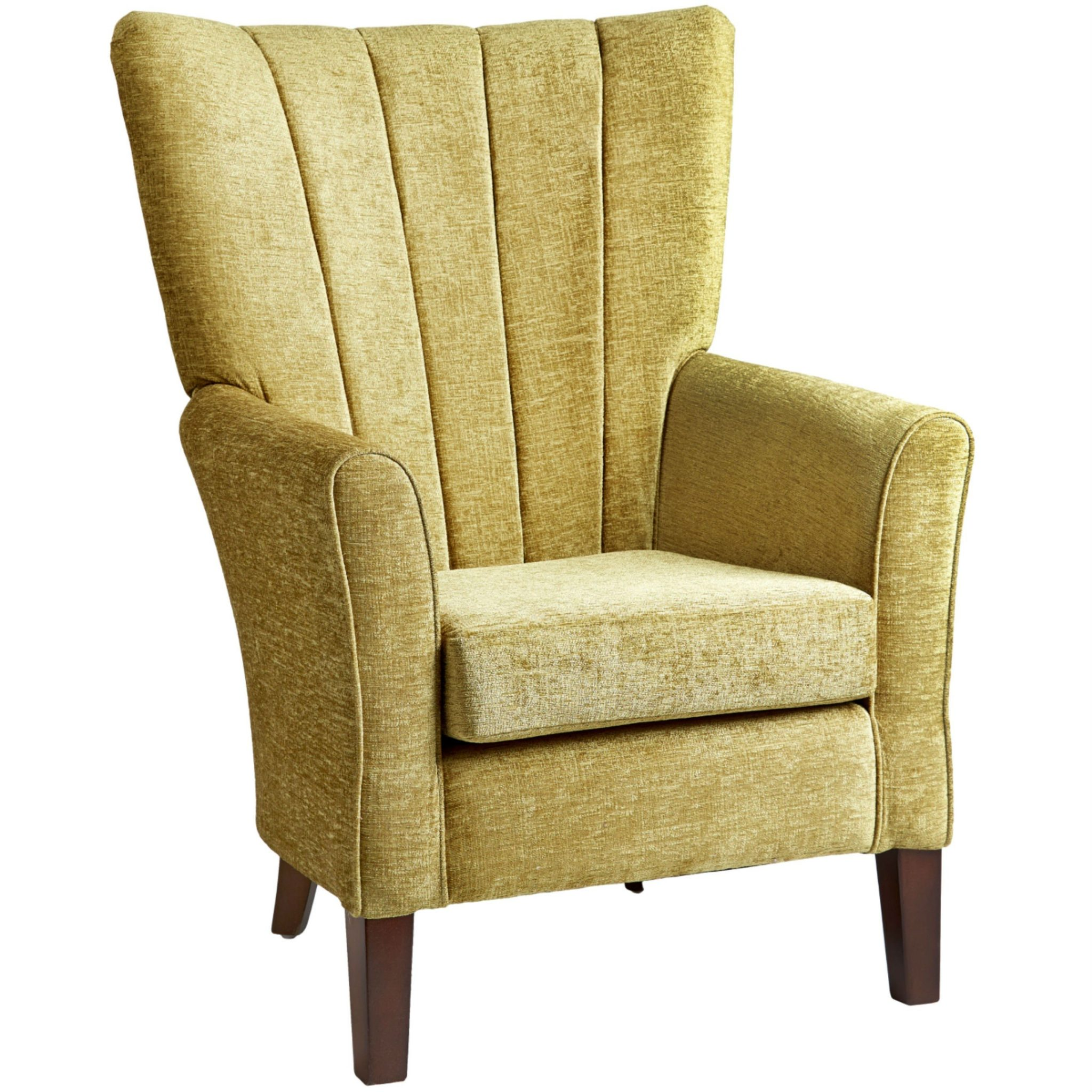 Torino Highback Care Home Chair With Fluted Back