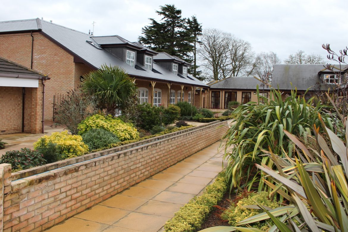 Care Village Phase Refurbishment In Cambridgeshire