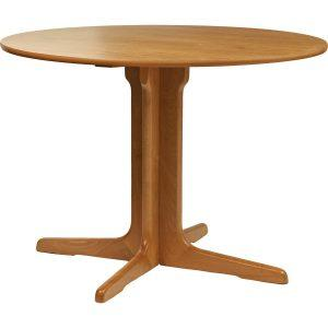 Marlow Cicular Pedestal Dining Table (Seats 4)-0