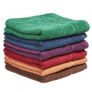 Hand Towel - Deep Colours