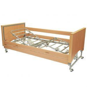 Hanley Select Low - Fully Profiling Electric Bed-0
