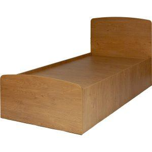 Secure Box Bed Base - Single-1554