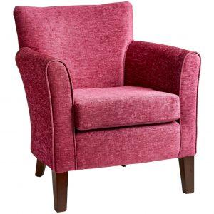 Torino Medium Back Chair-1414