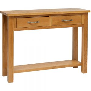 Parkhouse 2 Drawer Console Table