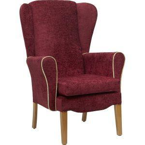 Bentley Chair Tapered Legs