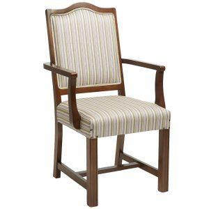 Linsdale Dining Chairs With Arms