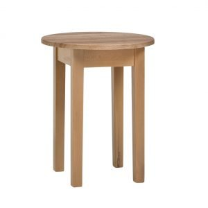 Linton Occasional Table - Nera Oak (1)