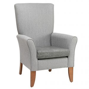 High Back Bedroom Chairs