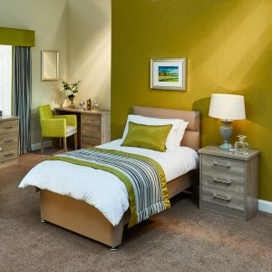 Care Home Bedroom Furniture Packages