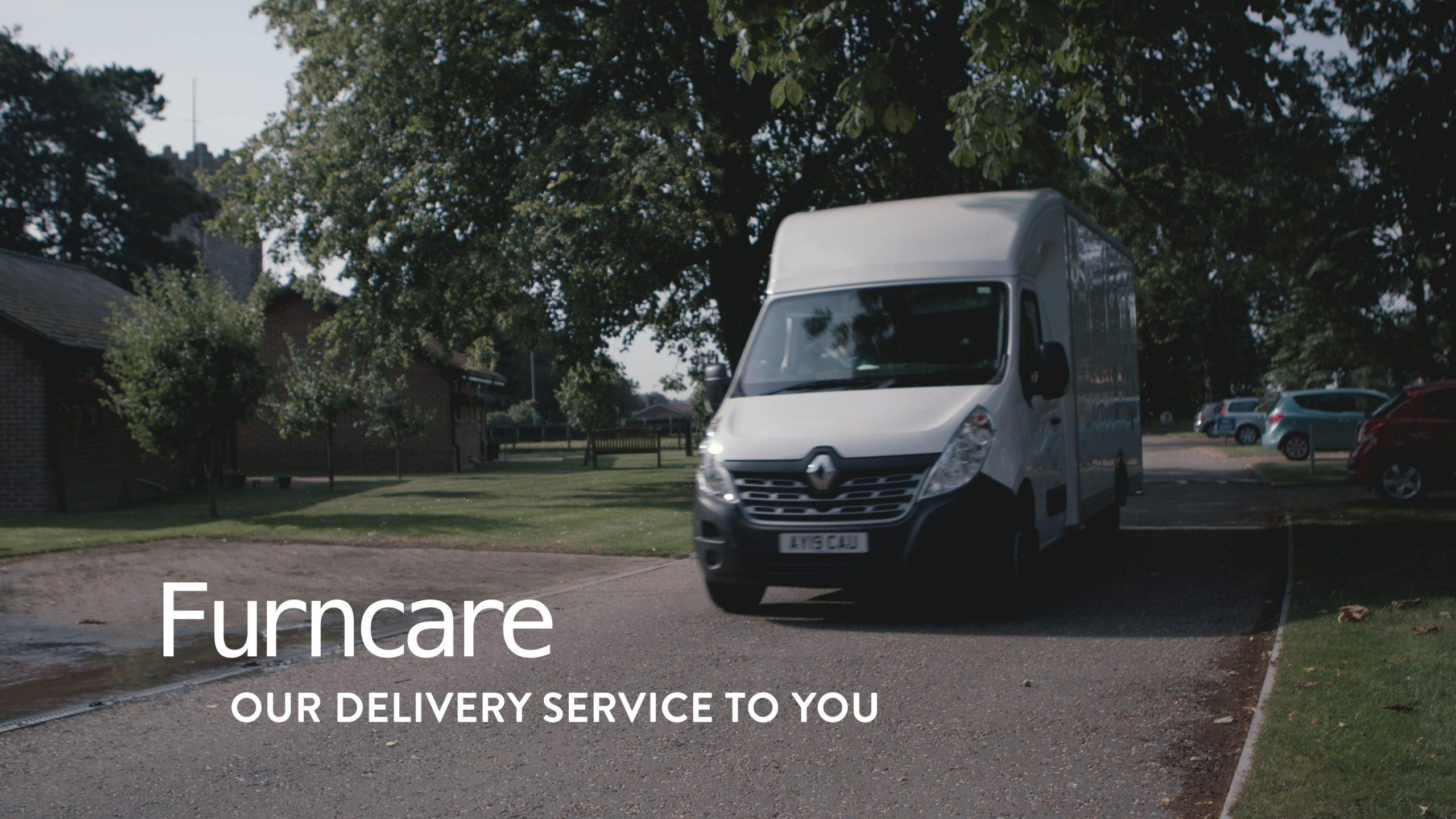The Furncare Delivery Service