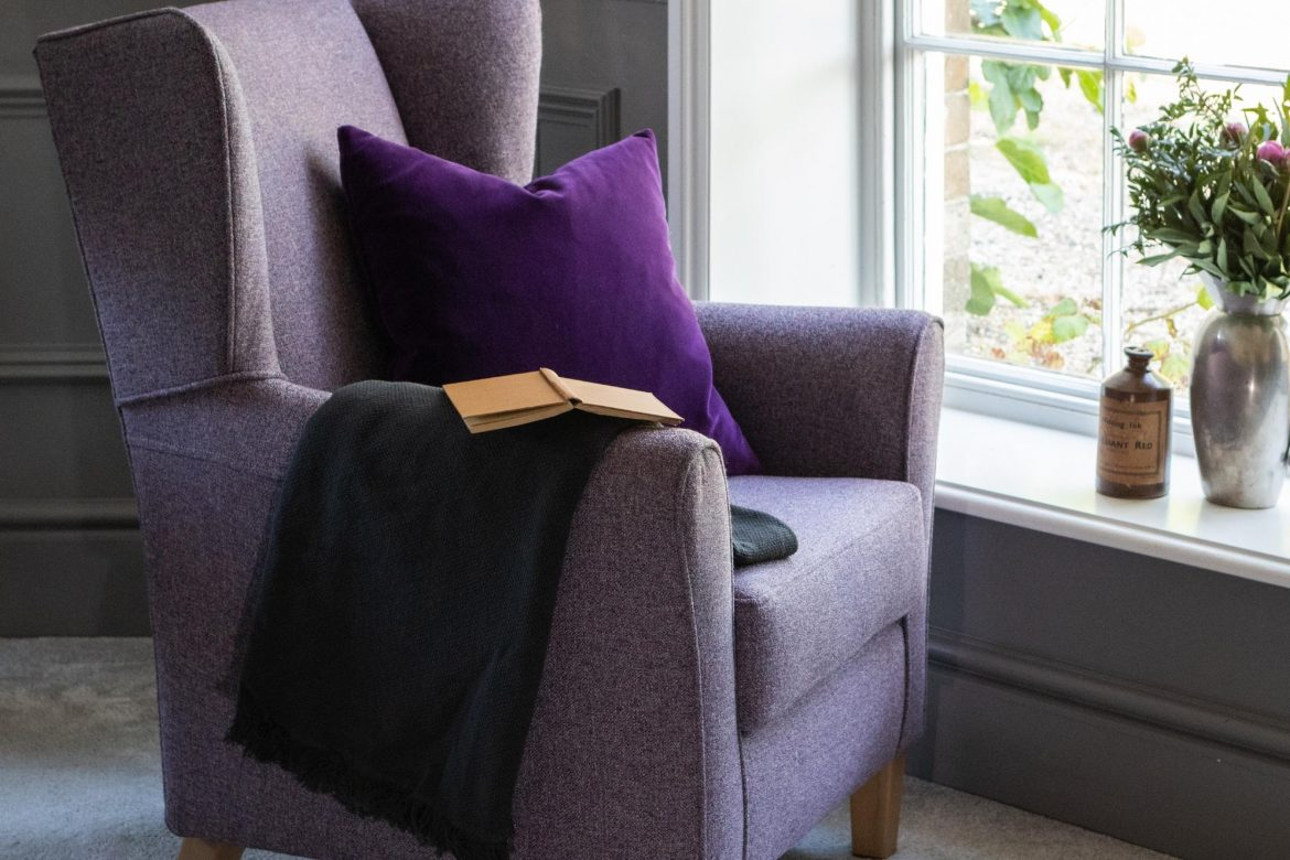 Care Home Lounge Chairs; which upholstery is best for your care home?