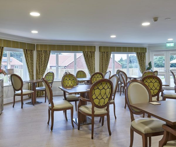 Woodgate Park - Care Home Curtains