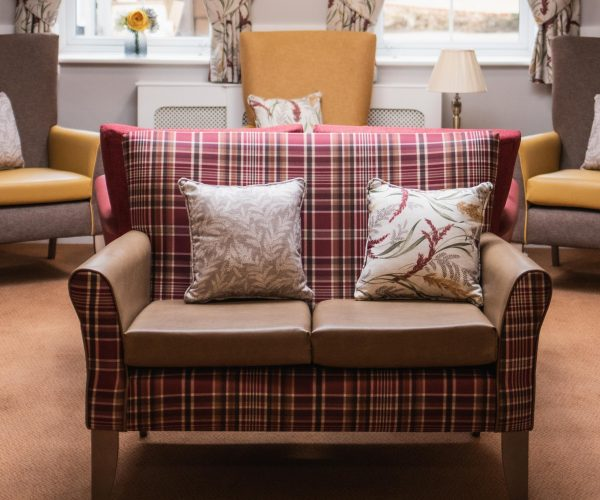 Cambourne Care Home Lounge Chairs