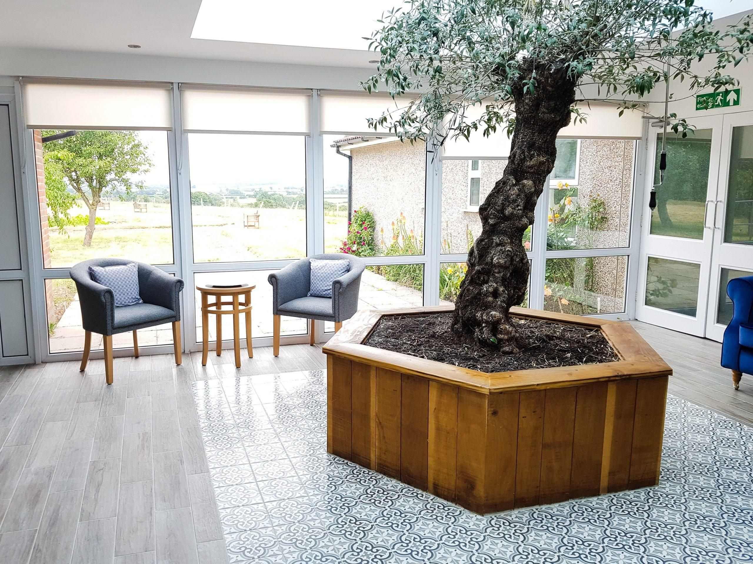 How to incorporate 2021's hottest interior design trends into your care home.