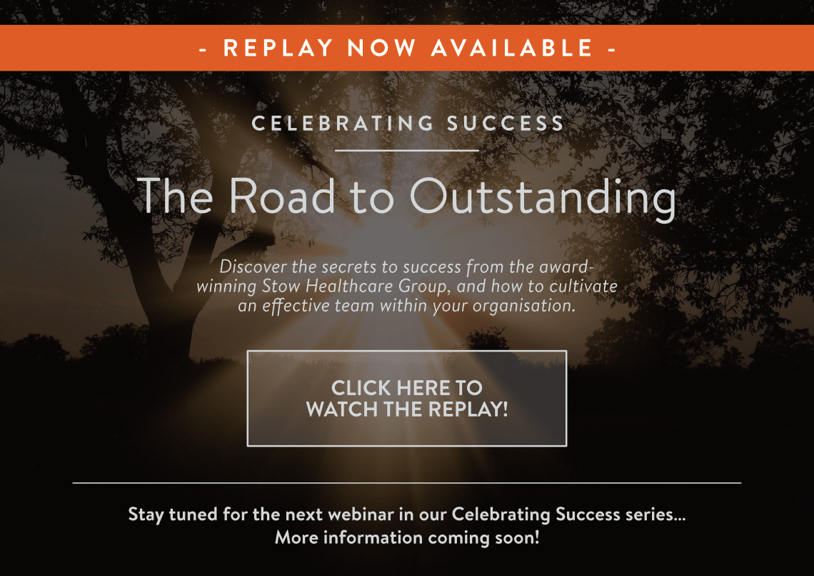 Celebrating Success Episode 1: The Road To Outstanding