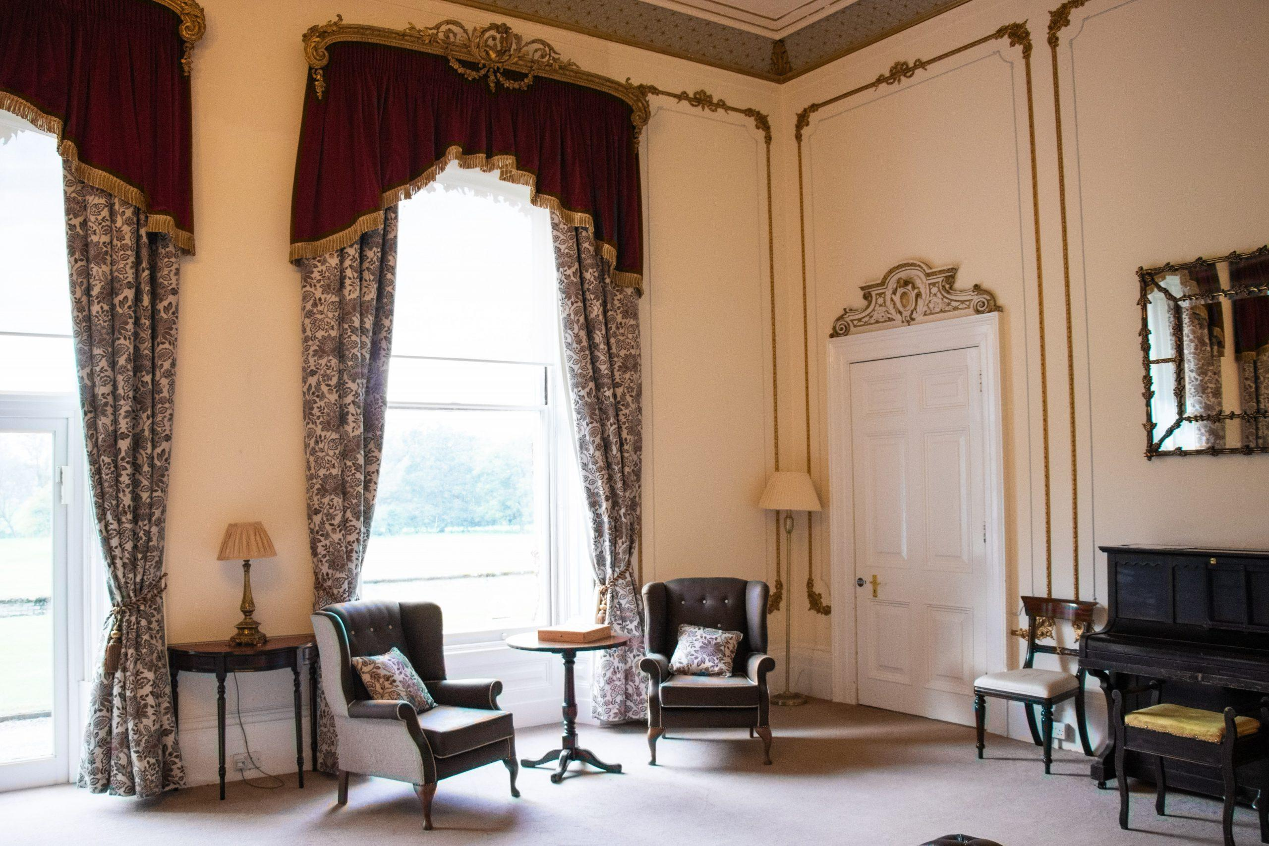 Fire Retardant Curtains and Soft Furnishings Care and Laundering Guide