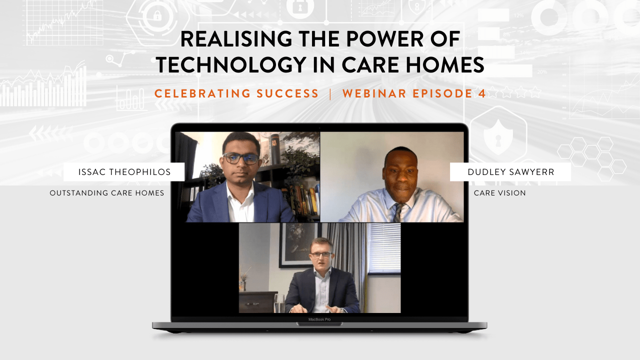 Celebrating Success: Embracing Technology in Care Homes